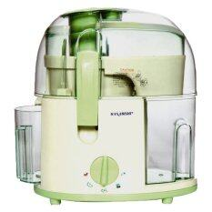 Hanabishi Juicer HA 8899 White & Green
