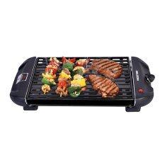 Hesstar Electric BBQ Grill HB-01 Black