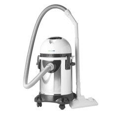 Hesstar Wet & Dry Vacuum Cleaner HVC-S30WD Black & White