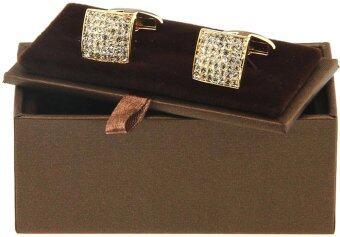 Wedding No Gift Box : ... Cufflinks With Box Wedding Groom Gift Cuff Links Set Lazada Malaysia