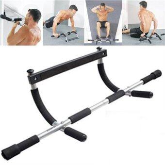 Iron Gym Home Workout Fitness Station Push Up Bar Abs Pull