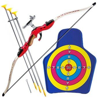 Kids Archery with Infrared Laser and Target Set   Lazada ...