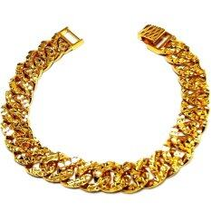 KLF Parang Ladies Bracelet (Gold)
