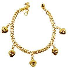KLF Retezat Ladies Bracelet (Gold)