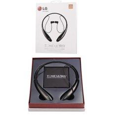 LG Tone HBS-800 Wireless Earphone Headphones for iPhone Samsung HTC (Black)