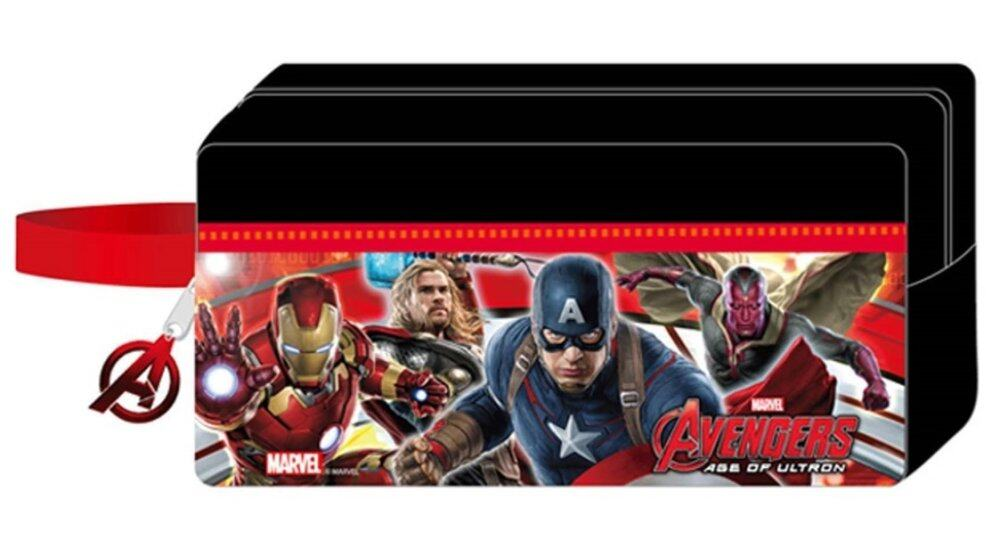 Marvel Avengers Age Of Ultron Square Pencil Bag