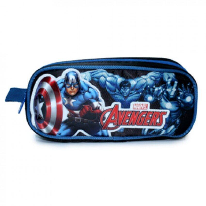 Marvel Avengers Pencil Pouch - Captain America