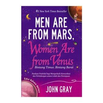 Men Are From Mars, Women Are From Venus (Edisi Bahasa ...
