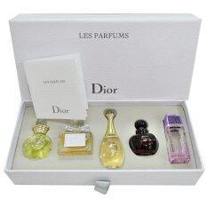 Miniature Dior 5 in 1 Perfume Set