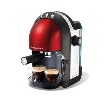 Morphy Richards Mattino Coffee Maker : Morphy Richards Espresso maker 172002 Red Lazada Malaysia
