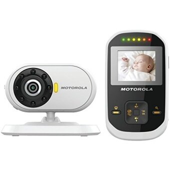 motorola mbp18 digital wireless video baby monitor with 1 8 inch color lcd sc. Black Bedroom Furniture Sets. Home Design Ideas