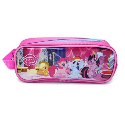 My Little Pony Oval Pencil Pouch - Pink Colour
