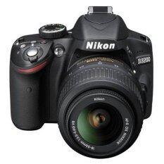 Nikon D3200 + 18-55mm Lens Kit (Black) +8GB +Bag
