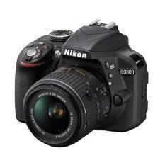 Nikon D3300 18-55mm Lens Kit (Black)
