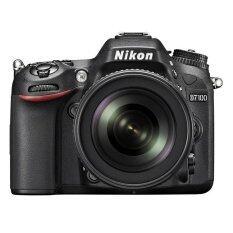 Nikon D7100 Digital Camera Kit 24.1MP with 16-85mm Lens + AF 50mm f/1.8D Lens + 8GB + Bag (Original)