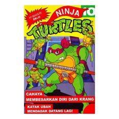 Ninja Turtles Vol.10