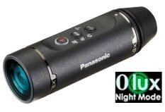 Panasonic HX-A1 (Black) Action Camera + SP-IRL06 Infrared Light (Official Malaysia Warranty)
