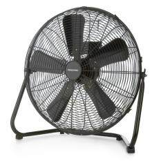 Pensonic PFF-20B Floor Fan 5 Metal Blade 3 Speed Control