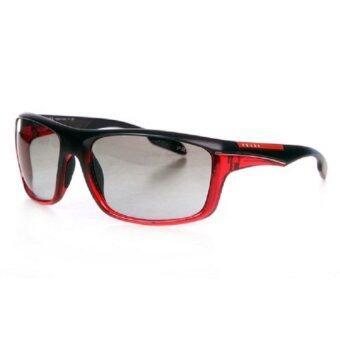 Prada Glasses Frame Malaysia : Prada 01ns Unisex Wayfarer Sunglasses Black and Red ...