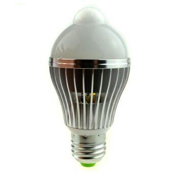 RANPO Daylight White 6000K E27 Infrared Motion Control PIR Sensor LED Light B