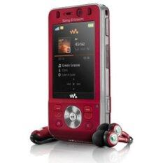 (REFURBISHED) Sony Ericsson W910 (Red)