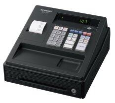 Sharp XE-A107BK Electronic Cash Register (Black)