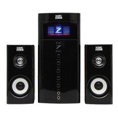 Sonic Gear Evo 7 Pro 2.1 Multimedia Speaker (Black) Malaysia