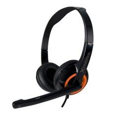 SonicGear Xenon 2 stereo headset (Sunny Orange)