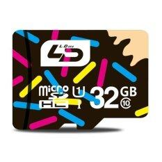 SUNSKY Micro SD Card Speed Class 10 32GB
