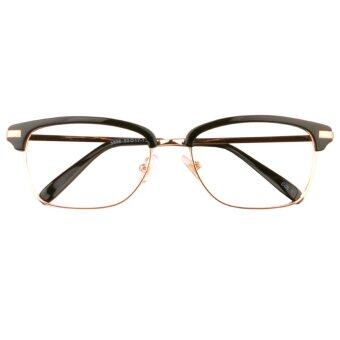 Rimless Glasses At Tesco : TIJN Vintage Semi-rimless Optical Eyeglasses with Clear ...