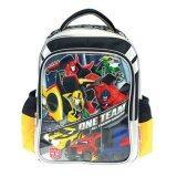 Transformers Pre School Bag - Black Colour