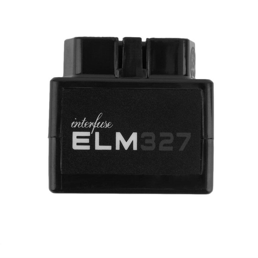 LOVE BUEATY U UJS Mini ELM327 V2.1 Bluetooth OBDII OBD2 ELM 327 Auto CarDiagnostic Scanner code reader scan tool For Android Symbian hotselling - intl