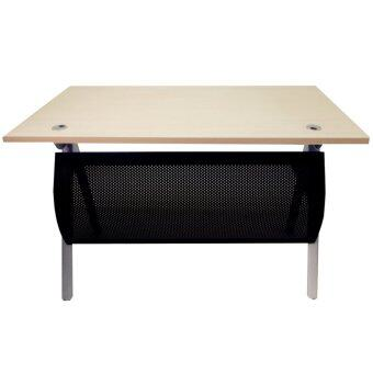 ultra modern office table furniture wood top desk 1 6 1 6 lazada
