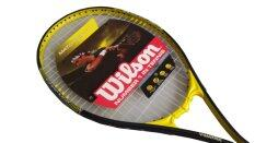 Wilson Matchpoint XL Tennis Racquet + 2 Tube Wilson Championship Tennis Ball - Bundle Set
