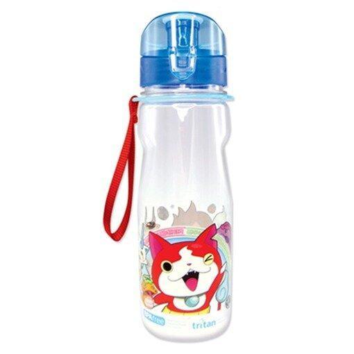 Yo-Kai Watch 600ML Tritan Bottle - Blue Colour