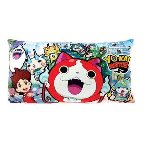 Yo-Kai Watch Rectangle Pillow - White Colour