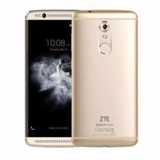 one zte axon 7 mini ion gold the front