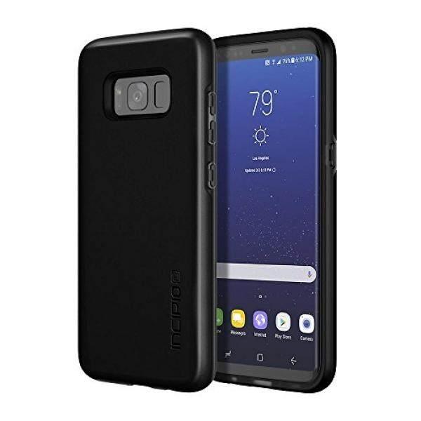 Cell Phones Cases Incipio Haven LUX Case for Samsung Galaxy S8 - Black - intl