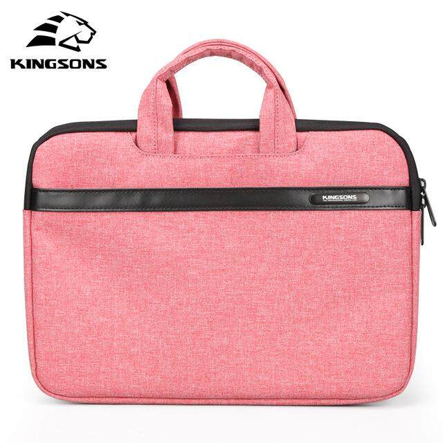 217749279d88 High Quality Laptop Handbag for Men and Women Travel Bussiness Notebook Bag  Large Capacity 11 13
