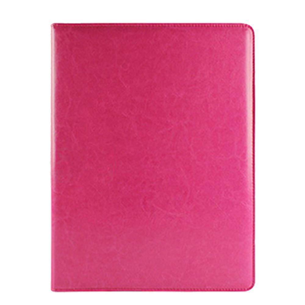 Zonghax Premium Bisnis Kulit PU Portofolio Cotton Multifungsi A4 Folder Berkas Klip Buku Catatan Tulisan Papan Penggaris untuk Siswa Karyawan Kantoran, Kalkulator Opsional, wawancara Melanjutkan Pengatur Dokumen-Intl