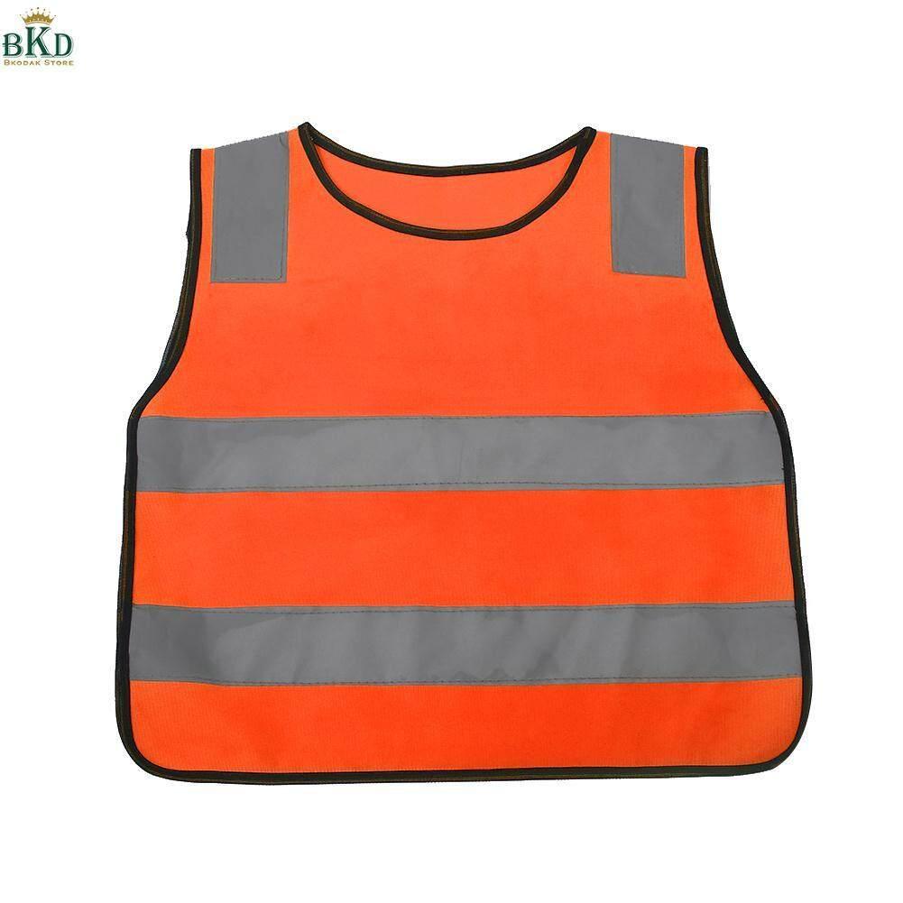 Bkodak Store Fluorescent Reflective Vest Reflective Clothes Durable