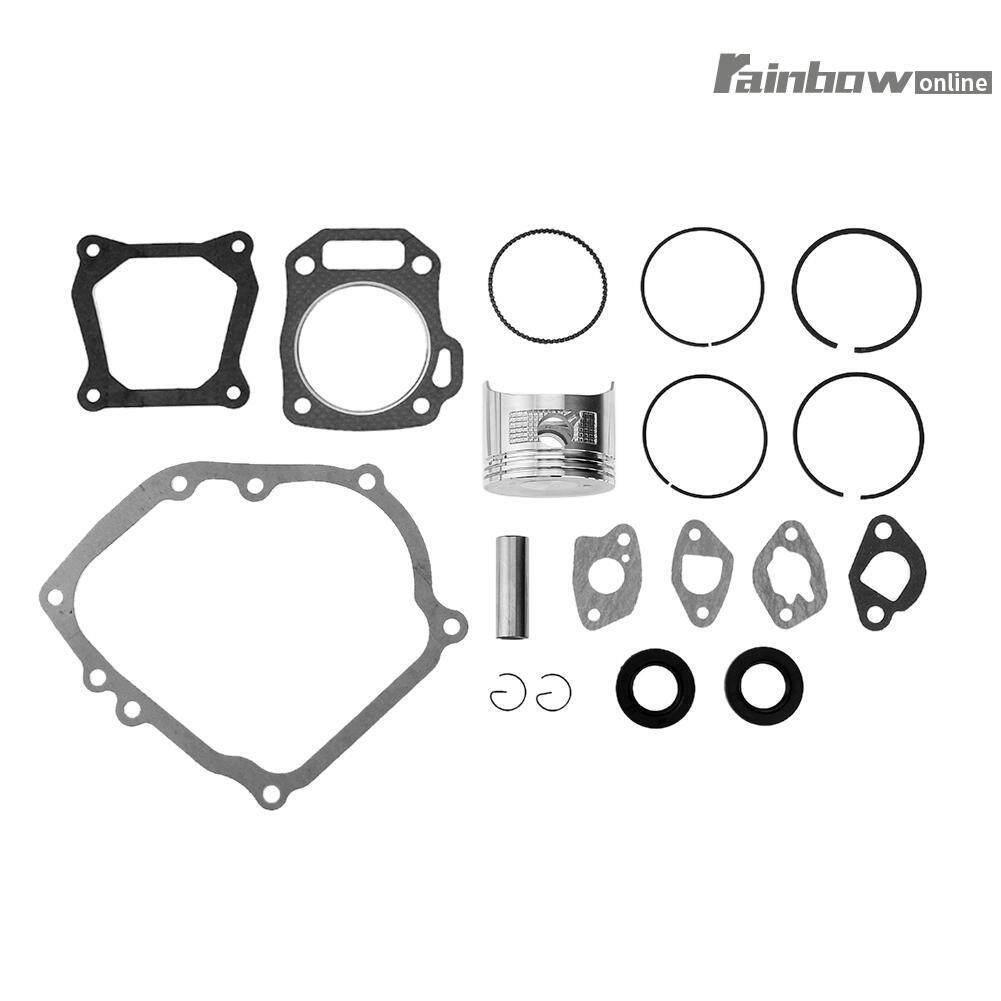 Piston Rings Pin Clips Head Gasket Kit for Honda GX160 GX200 5.5 6.5HP - intl