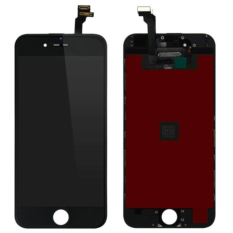 For iPhone 6 6S 7 8 Screen LCD Display Touch Screen with Digitzer Assembly 100% Tested No Dead Pixel LCD + Tempered Glass Screen Protector + Repair Tools