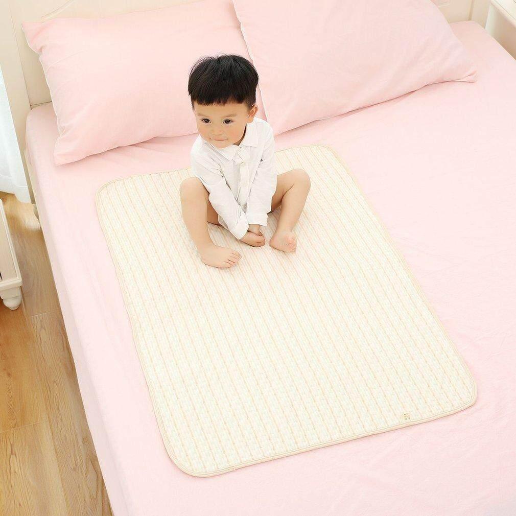 Buy Sell Cheapest Surblue100 Kapas Organik Best Quality Product Atomix Coklat Cotton Premium Blend Vapor Allwin Stripe Lapisan Tahan Air Baby Changing Urin Pad Bed Sheets Multi Warna