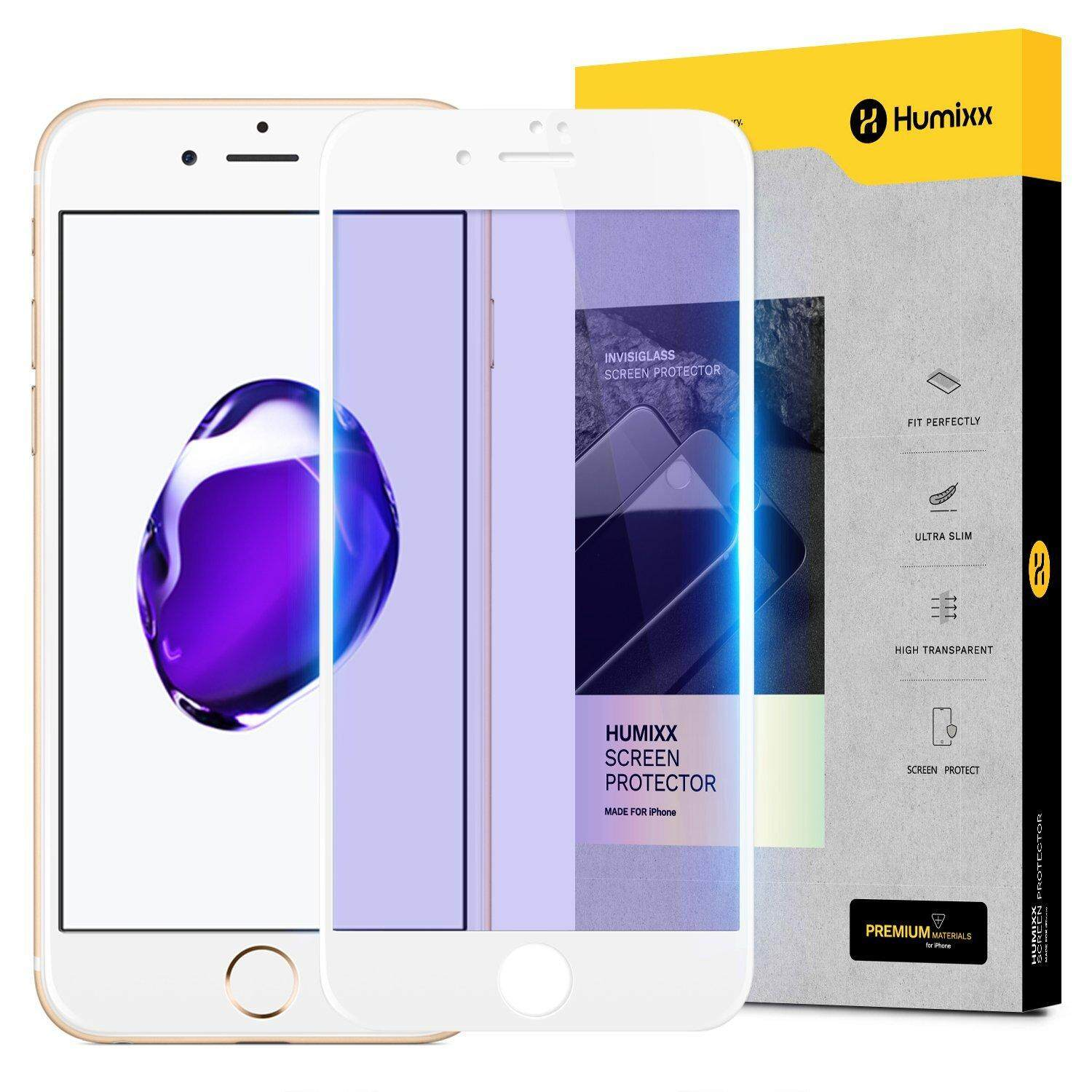 Buy Sell Cheapest Humixx 2 Best Quality Product Deals Indonesian 3d Anti Glare Full Cover Tempered Glass Screen Protector For Iphone 7 Plus 55 Inch Hitam 8 Touch Soft Edge 9h Blue Light Fliter