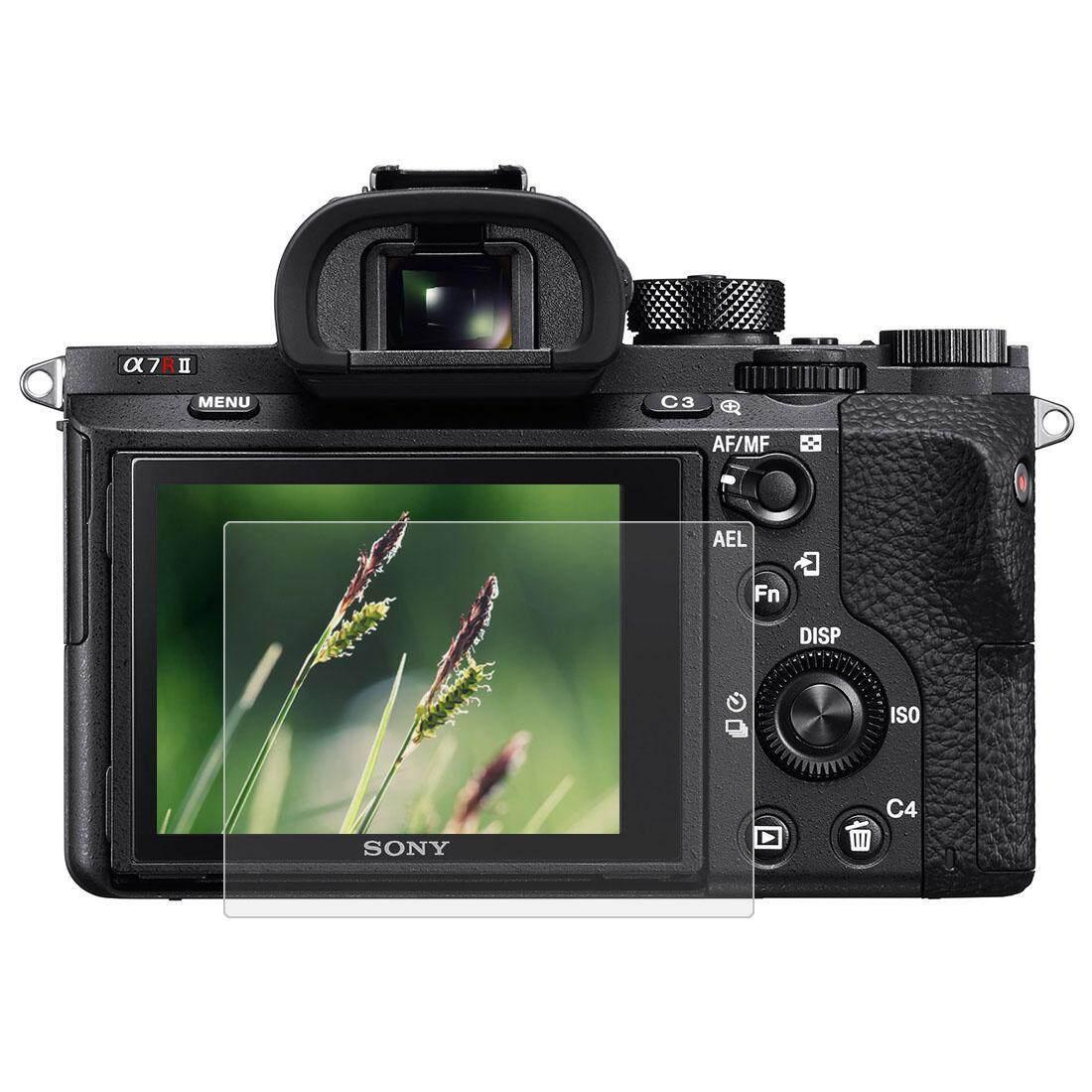 PU5510 0.3 Mm 9 H 2.5D Kaca Antigores Pelindung Layar Guard untuk Sony RX100 A7M2 A7R A7R2 Kamera