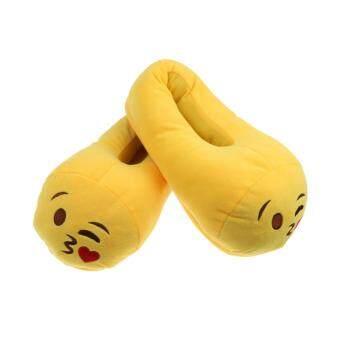 Beli sekarang Magideal Lucu Pantuflas Nyaman Sandal Plush Anti-Slip Sepatu  Rumah 29 CMD Men4-Intl terbaik murah - Hanya Rp115.697 b26810de26