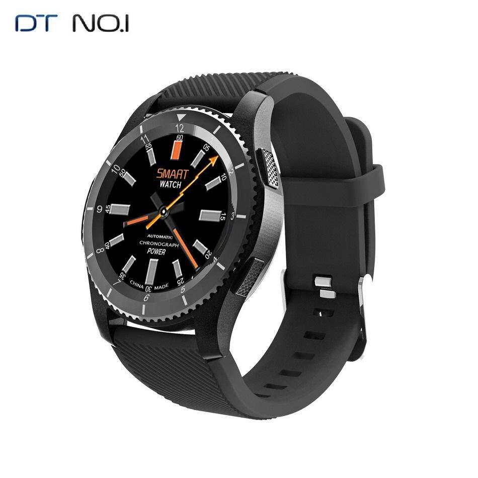 [Dropshipping] Dtno. I G8 Jam Tangan Pintar Dukungan Kartu SIM Bluetooth 4.0 Smartwatch Tali Resin Panggilan Pengingat Pesan