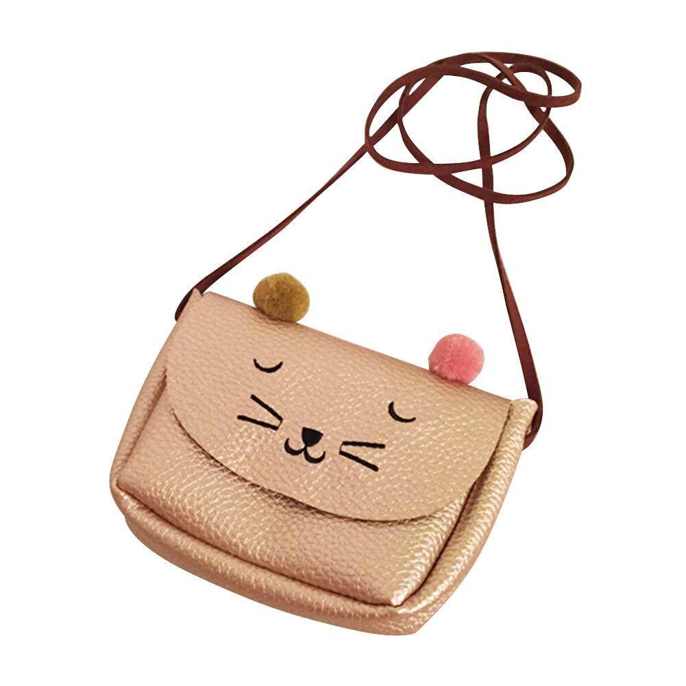 Giá bán Mini Mèo Vai Messenger Túi Đeo Vai Đơn Món Ăn Nhẹ túi