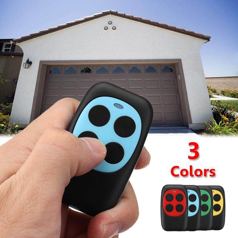 433MHZ Four-button Copy Type Remote Control Garage Door Remote Control Household